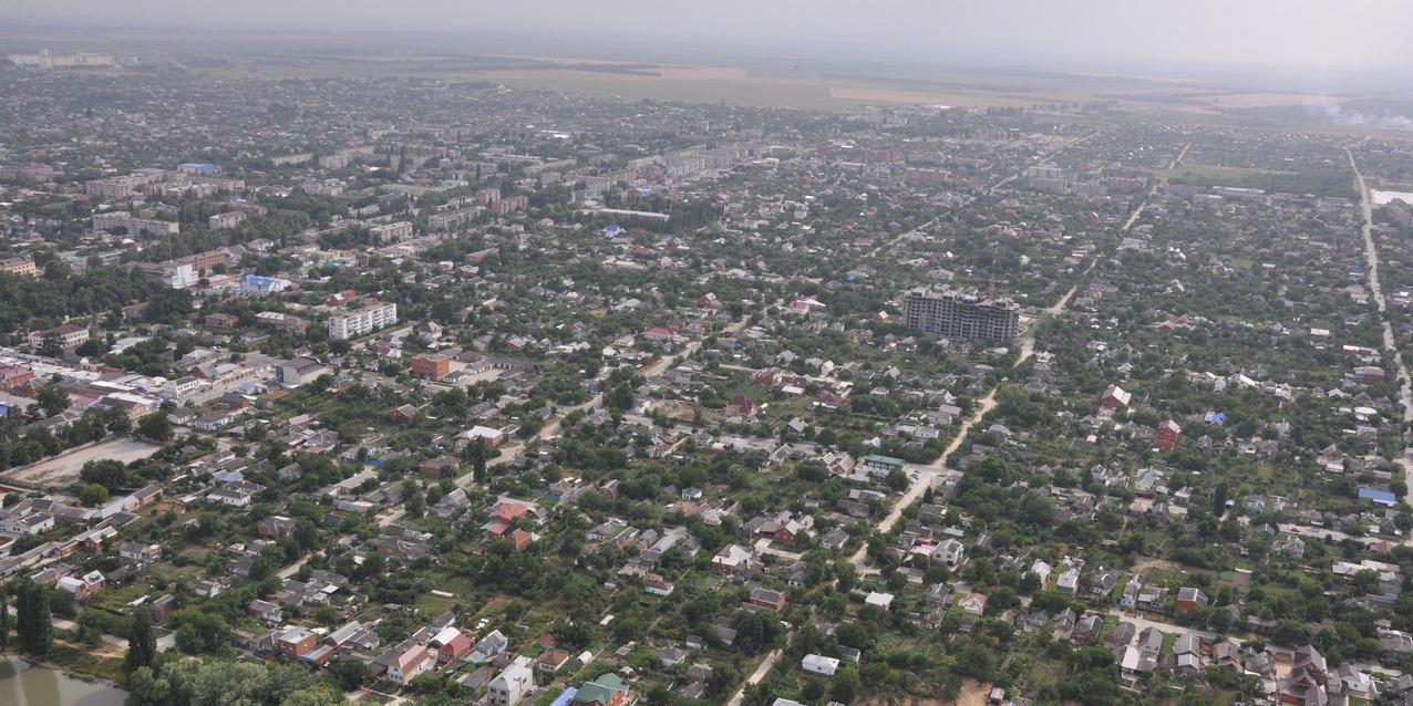 Видео Славянск-на-Кубани 1994 год