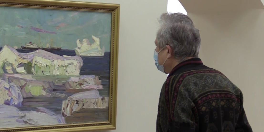 Обновленная картинная галерея